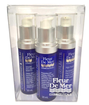 Fleur de mer ABC daily vitamin pack- FREE Vitamin A serum!-0